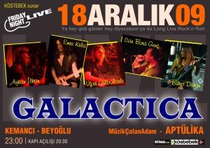 Cuma Gecesi Konserleri Kemancı'da Başlıyor