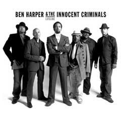 """BEN HARPER & THE INNOCENT CRIMINALS """"Lifeline"""" (EMİ)"""